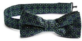 Nordstrom Boy's Medallion Silk Bow Tie