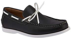 X-Ray Black Changla Boat Shoe - Men