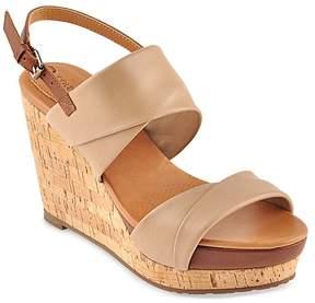 Corso Como Platform Wedge Sandals - Deploy 2 Strap