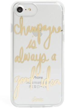 Sonix Champagne Iphone 6/6S/7/8 & 6/6S/7/8 Plus Case - Metallic