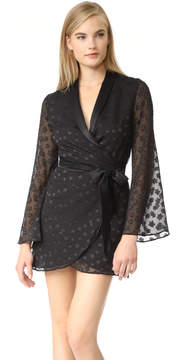 Bec & Bridge Celestial Wrap Dress