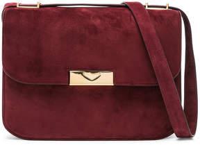 Victoria Beckham Suede Eva Bag