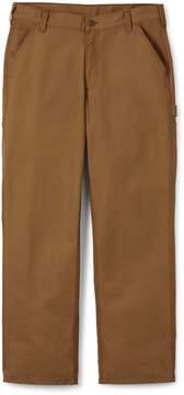 Lands' End Lands'end Men's Duckcloth Carpenter Pants