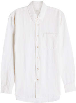Our Legacy Generation Linen-Cotton Shirt