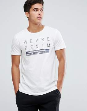 Tom Tailor T-Shirt With Front Print