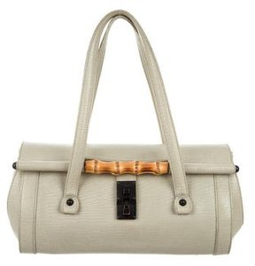 Gucci Bamboo Bullet Bag - NEUTRALS - STYLE