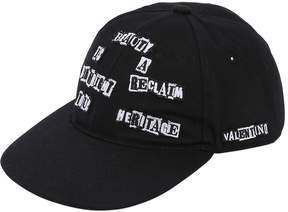 Punk Poem Cotton Twill Hat