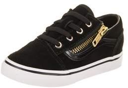 Vans Toddlers Old Skool Zip (suede) Skate Shoe.