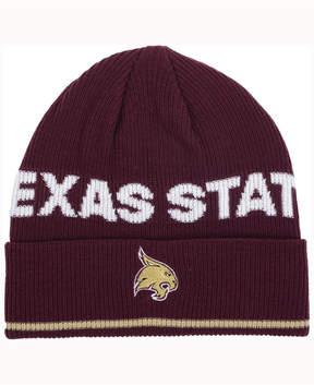 adidas Texas State Bobcats Coach Cuffed Knit Hat