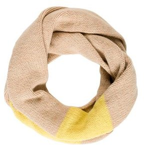 Dries Van Noten Wool Infinity Scarf