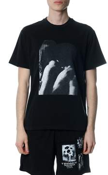 Misbhv Dyston Black Cotton T-shirt