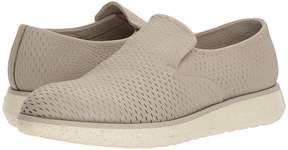 Giorgio Armani Engraved Deerskin Sneaker Men's Shoes