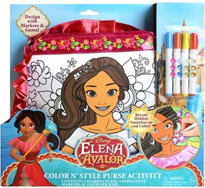 Disney Disney's Elena of Avalor Color 'N Style Purse