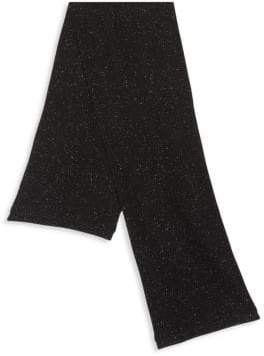 Saks Fifth Avenue COLLECTION Speckled Cashmere Scarf