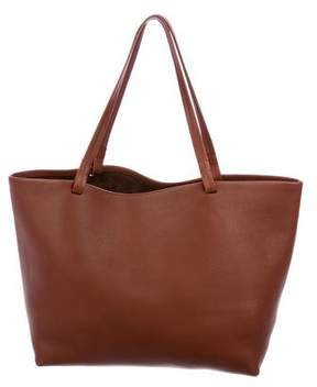 The Row Leather Park Tote Bag