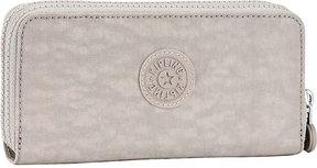 Kipling Uzario large nylon wallet - PASTEL BEIGE C - STYLE