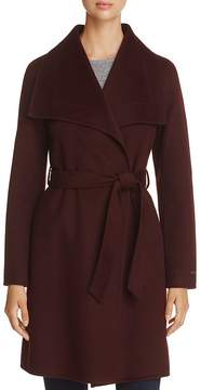 T Tahari Wrap Coat