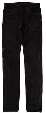 Christian Dior 2008 Waxed Corduroy Pants