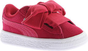 Puma Suede Heart Sneaker (Infant/Toddler Girls')