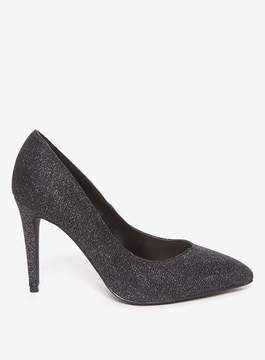 Dorothy Perkins Wide Fit Pewter 'Evie' Court Shoes