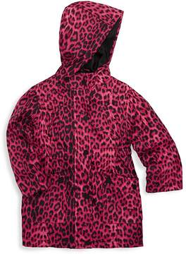Urban Republic Little Girl's Leopard Print Jacket