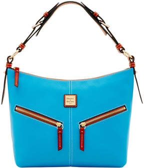 Dooney & Bourke Pebble Grain Mary - AEGEAN BLUE - STYLE
