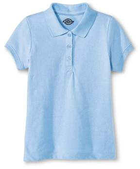Dickies Little Girls' Pique Polo