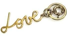 Lanvin Love Keychain