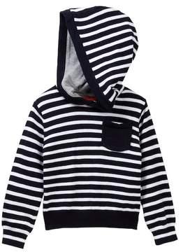 Joe Fresh Striped Hoodie (Toddler & Little Boys)