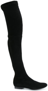 Robert Clergerie over-the-knee boots