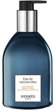 HERMES Eau de narcisse bleu Hand & Body Cleansing Gel/10.1 oz.