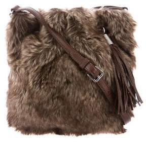MICHAEL Michael Kors Large Ring Crossbody Bag w/ Tags