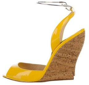 Paul Andrew Delphi Wedge Sandals w/ Tags