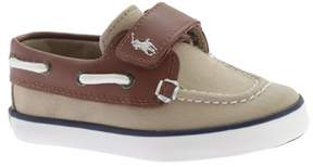 Polo Ralph Lauren Infant Boys' Sander-CL EZ Boat Shoe - Toddler