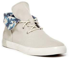 Timberland Union Wharf Canvas Rolltop Sneakers