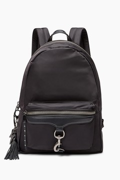 Rebecca Minkoff Always On M.A.B. Backpack With Charge - ONE COLOR - STYLE