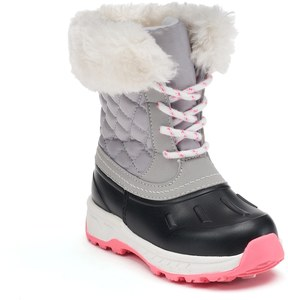 Carter's Vermont 2 Toddler Girls' Water Resistant Winter Boots
