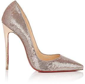 Christian Louboutin Women's So Kate Pailette Pumps