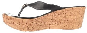 Callisto Womens Lisima Open Toe Casual Slide Sandals, Black, Size 11.0.
