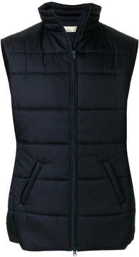 Martine Rose padded gilet jacket