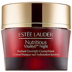 Estee Lauder Nutritious Vitality8 Night Radiant Overnight Creme/Mask