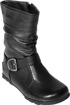Journee Collection Black Katie Boot