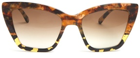 Prism Calvi cat-eye sunglasses