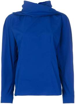 DELPOZO roll neck sweatshirt