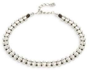 Uno de 50 Textured Collar Necklace