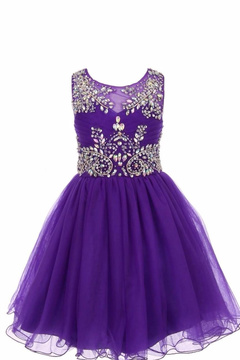No Name Sleeveless Party Dress