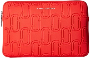 Marc Jacobs 11 Computer Case Wallet - POPPY RED - STYLE