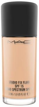 M·A·C MAC MAC Studio Fix Fluid Foundation Spf 15 - C3.5 Light-Medium Peachy