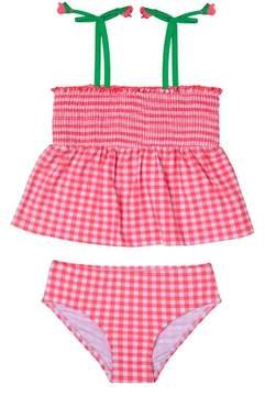 Hula Star Picnic Gingham Two-Piece Swimsuit