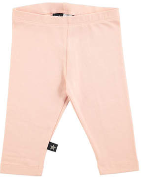 Molo Nette Stretch Jersey Leggings, Pink, Size 12-24 Months